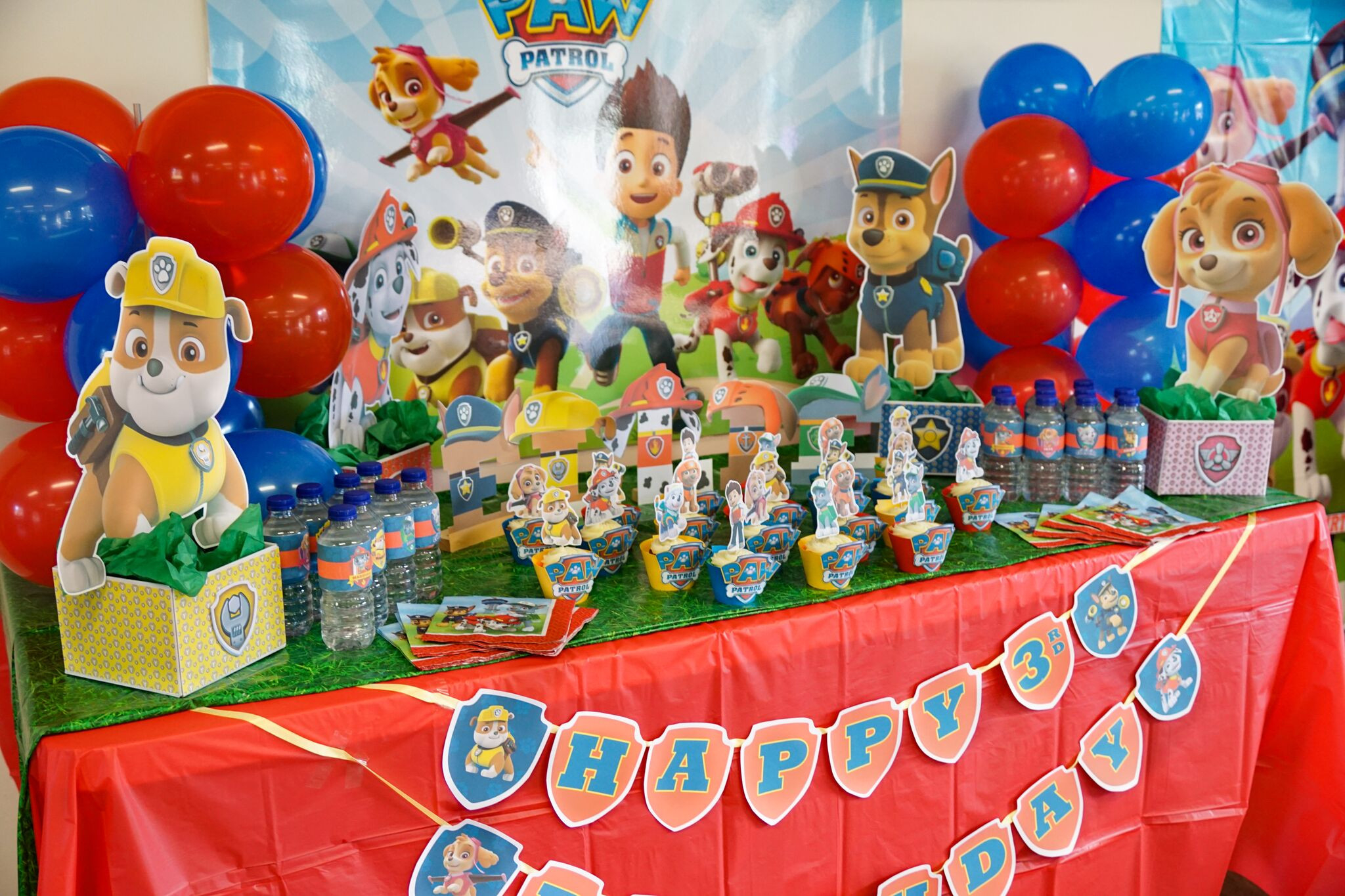 Paw Patrol Birthday Cake Toppers Paw Patrol Birthday Cake Toppers Cakes Skye Party Kit Decorations