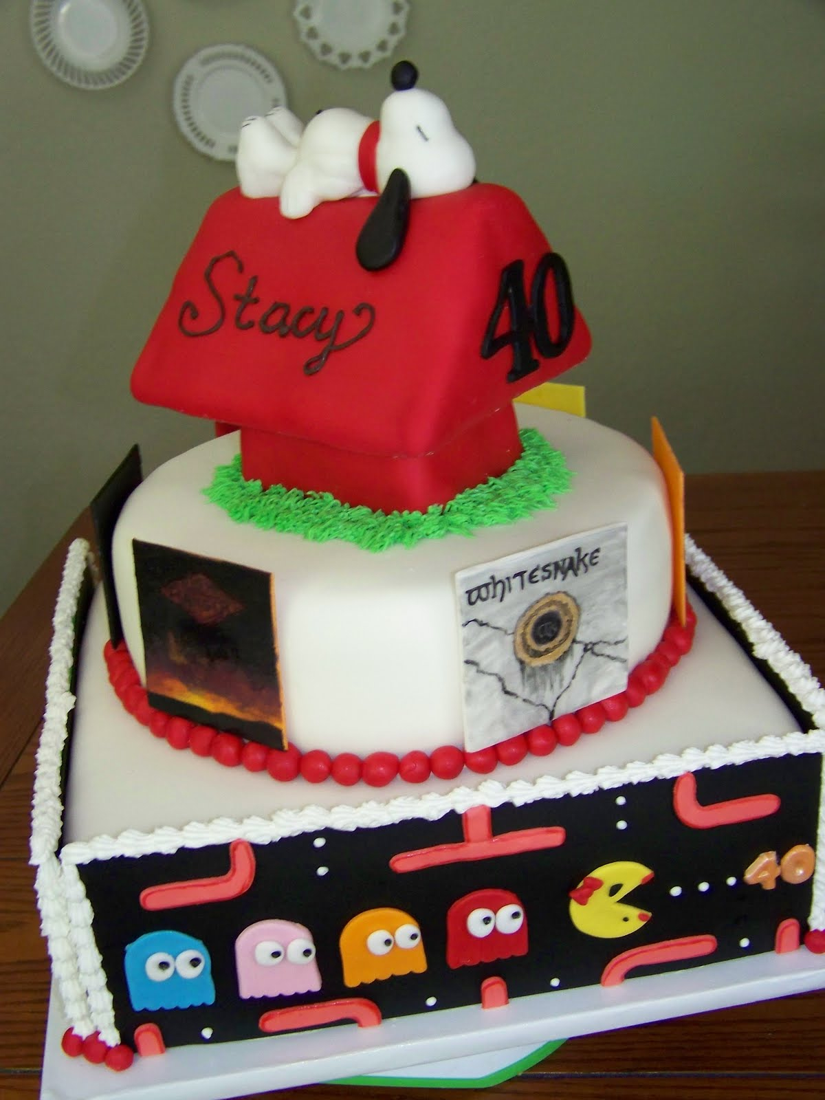 1200 X 1600 In 34 Elegant Picture Of Peanuts Birthday Cake