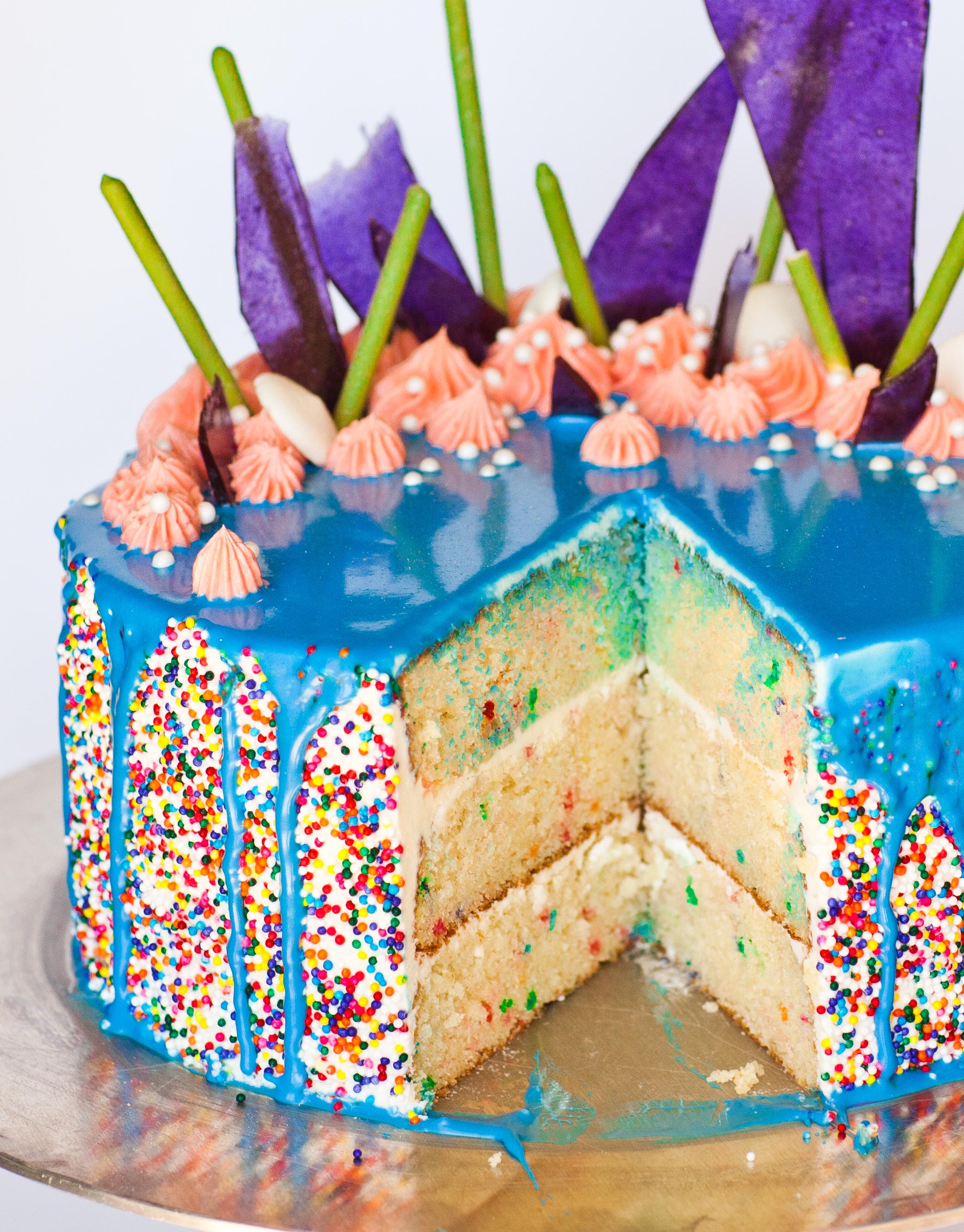 Pictures Of Birthday Cake Birthday Cake The Ultimate Cake Creation Tatyanas Everyday Food