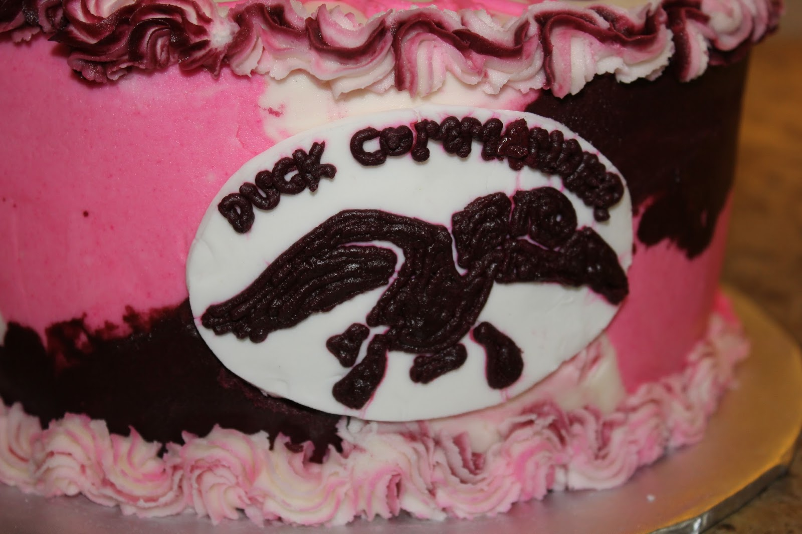 1600 X 1066 In 25 Awesome Image Of Pink Camo Birthday Cakes