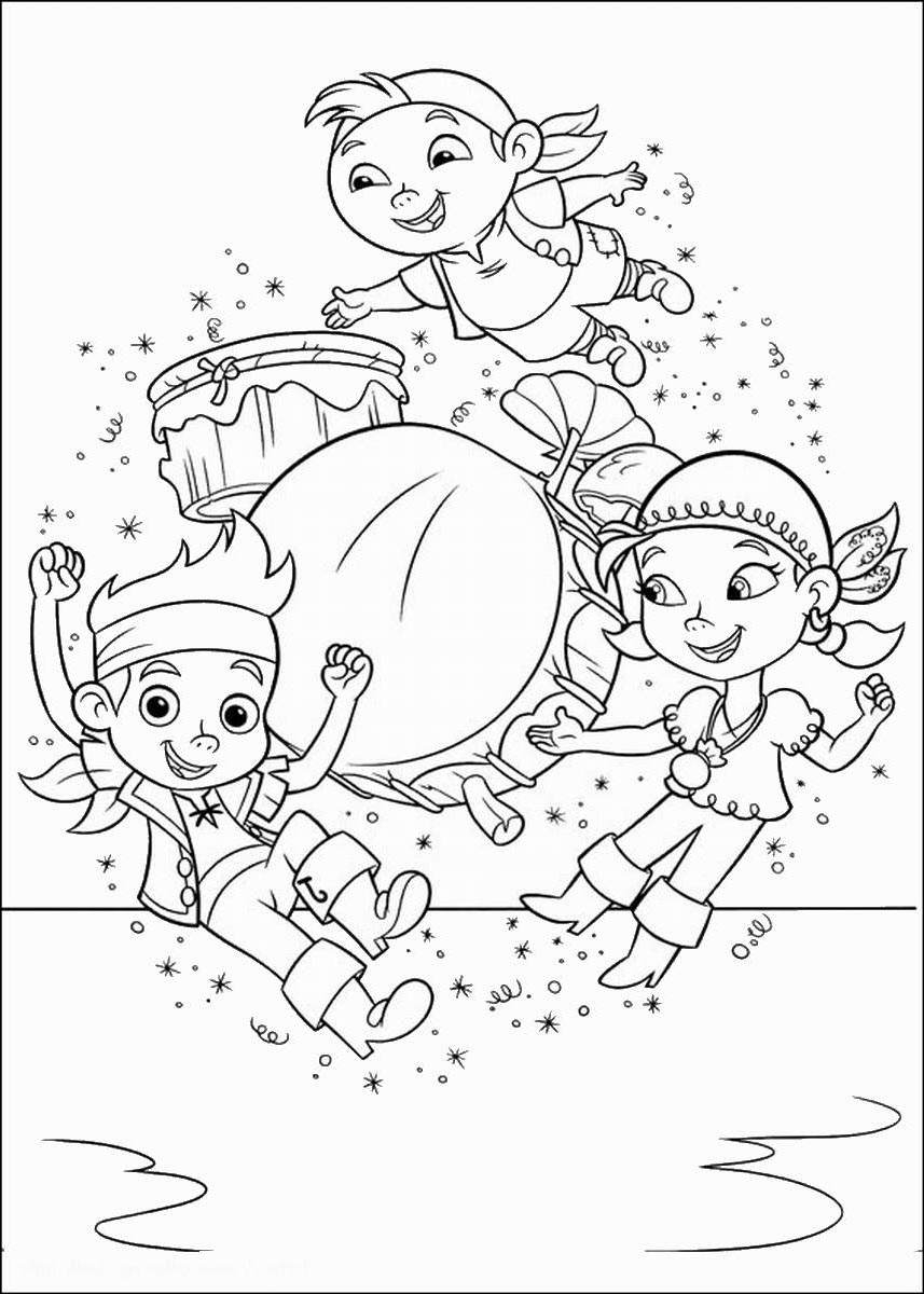 30+ Inspired Image of Pirate Coloring Pages