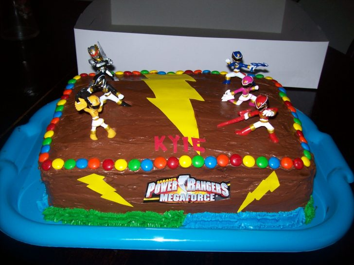 Power Rangers Birthday Cake Homemade Power Ranger Cake Kyles Bday Power Ranger Cake Power