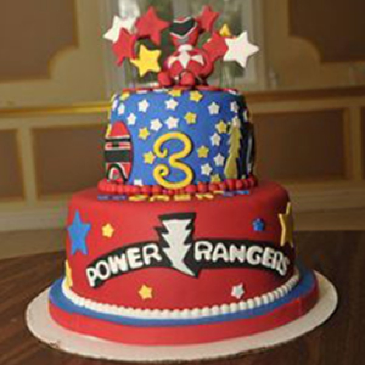 Power Rangers Birthday Cake Power Ranger Cake Cakes Gourmet