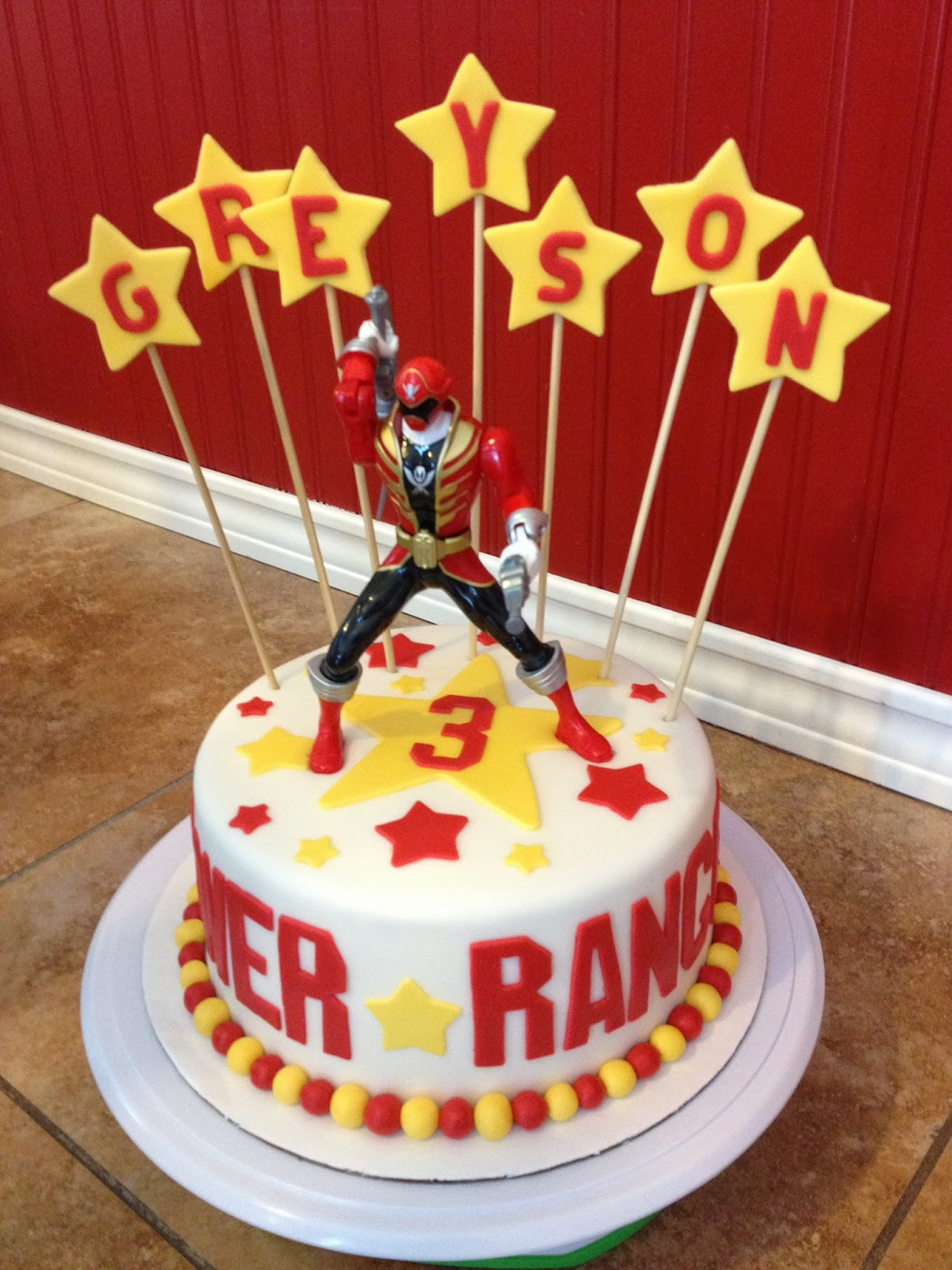 Power Rangers Birthday Cake Sugar Love Cake Design Power Rangers Birthday Cake