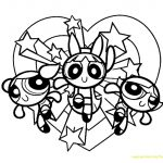 Powerpuff Girls Coloring Pages Coloring Pages Coloring Pages Powerpuff Girls Mped New Throughout