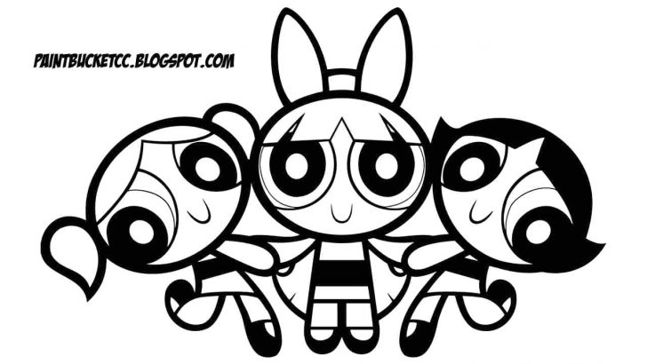 Powerpuff Girls Coloring Pages Cool Powerpuff Girls Printables Coloring Pages Awesome Of Power Puff