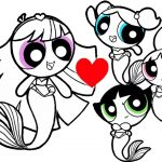 Powerpuff Girls Coloring Pages Powerpuff Girls Coloring Book Pages For Kids How To Draw And Color