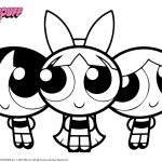 Powerpuff Girls Coloring Pages Powerpuff Girls Coloring Page Free Printable Coloring Pages