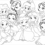 Princess Coloring Page Princess Coloring Pages O Telematik Institut