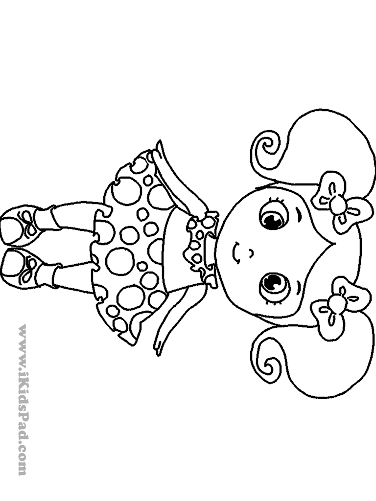 Printable Coloring Pages For Girls Coloring Pages Printable Coloring Pagesor Girls Only Lol Dolls And