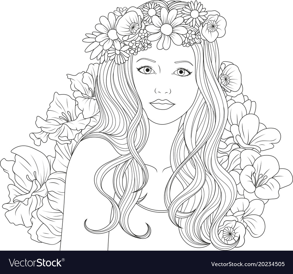 Printable Coloring Pages For Girls Girls Coloring Pages 15169 Longlifefamilystudy