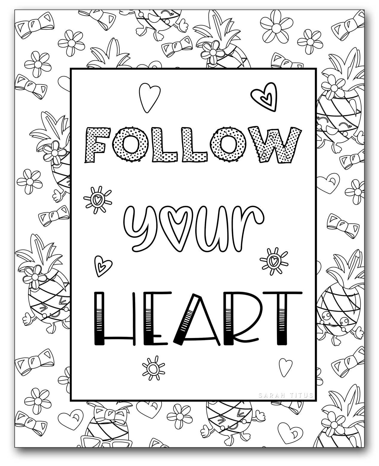Printable Coloring Pages For Girls Printable Coloring Pages For Girls Sarah Titus
