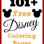 Printable Disney Coloring Pages 101 Free Printable Disney Coloring Pages The Diary Of A Real Housewife