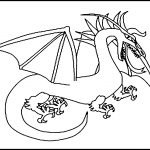 Printable Dragon Coloring Pages Dragon Coloring Pages For Kids Fresh Free Printable Dragon Coloring