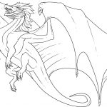 Printable Dragon Coloring Pages Free Printable Dragon Coloring Pages For Kids Art Pinterest Pleasant
