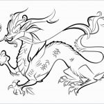 Printable Dragon Coloring Pages Free Printable Dragon Coloring Pages Wuming