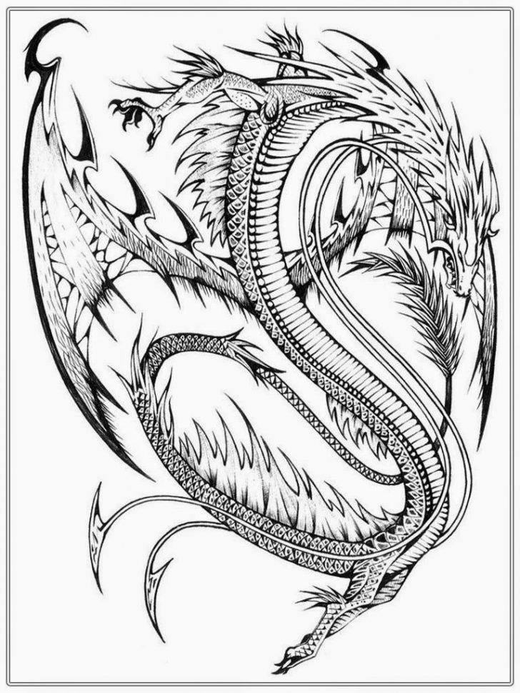 Printable Dragon Coloring Pages Printable Dragon Coloring Pages Free For Kids Arilitv Com Beautiful
