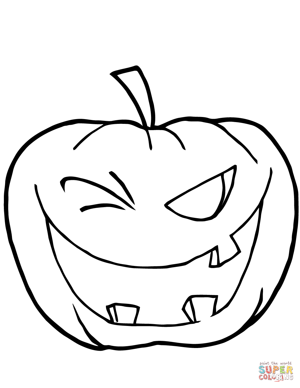 Printable Pumpkin Coloring Pages Coloring Pages Fantastic Halloween Pumpkin Coloring Pages For Kids