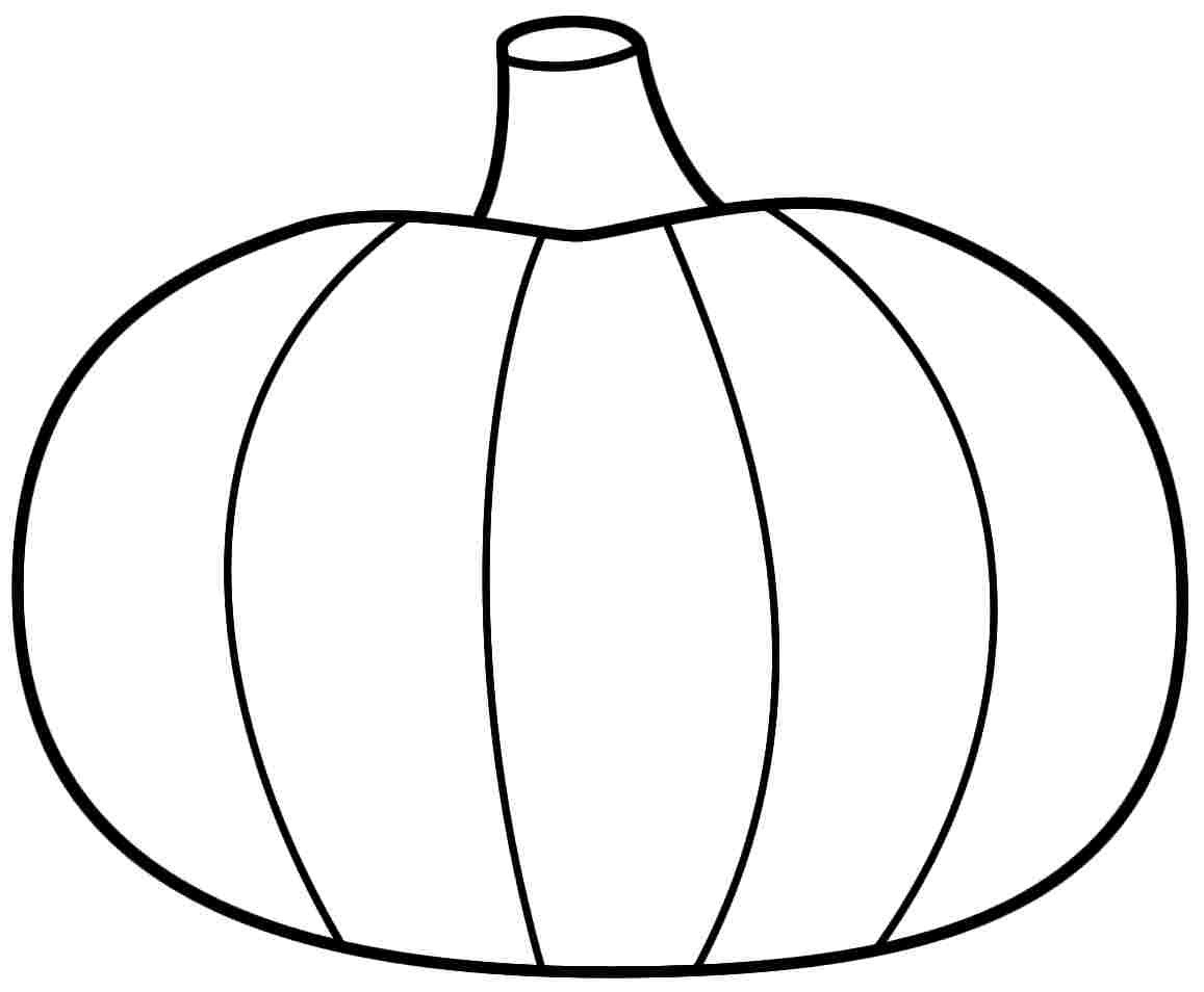 Printable Pumpkin Coloring Pages Halloween Pumpkin Coloring Page On Printable Pumpkin Coloring Pages