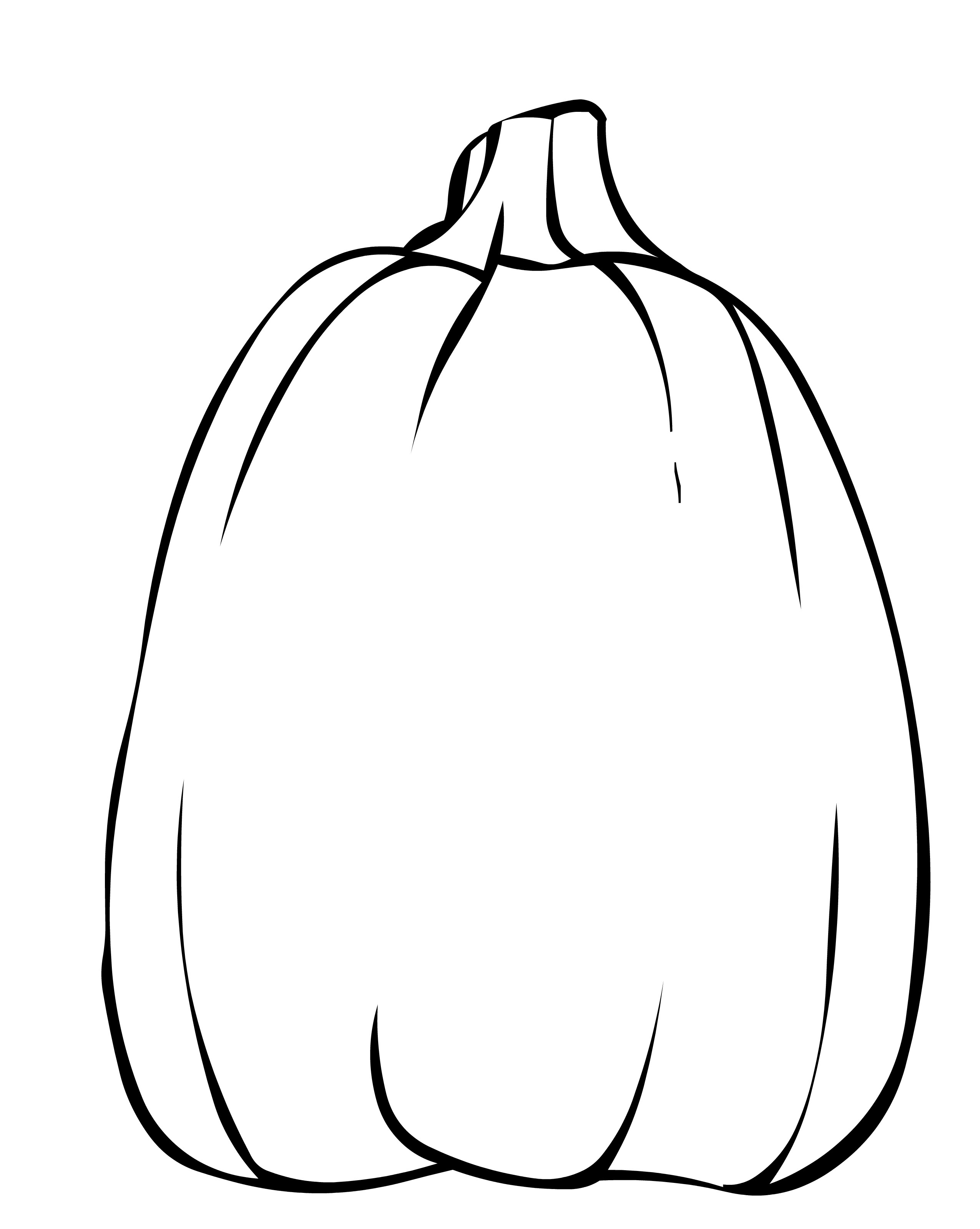 Printable Pumpkin Coloring Pages Printable Pumpkin Coloring Pages Coloringme