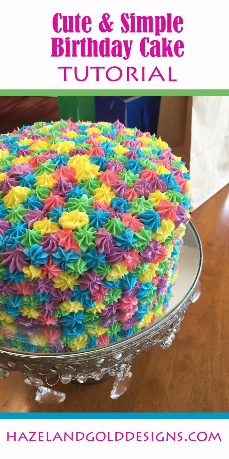 Rainbow Birthday Cake Rainbow Birthday Cake Food Sweets Cakes Pinterest Birthday