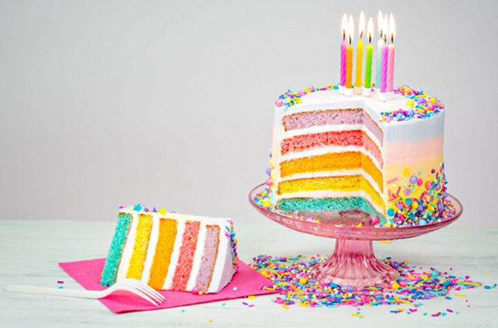Rainbow Birthday Cake Rainbow Cake Recipes Goodtoknow