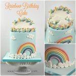 Rainbow Birthday Cakes Rainbow Birthday Cake