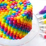 Rainbow Birthday Cakes Rainbow Birthday Cake Youtube