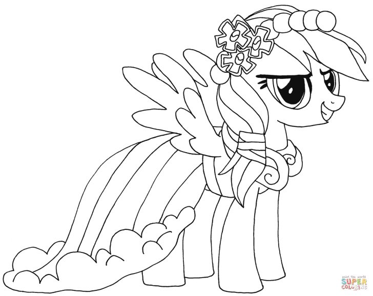 Rarity Coloring Pages My Little Pony Coloring Pages Free Coloring Pages