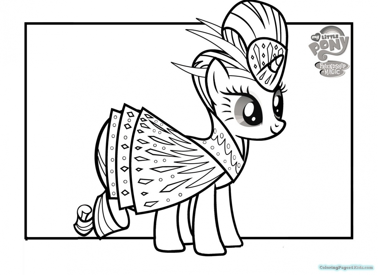 Rarity Coloring Pages Rarity Coloring Pages Bitslice