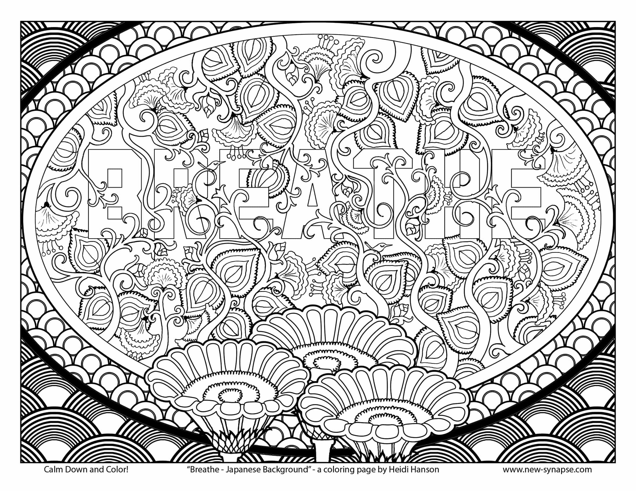 Relaxing Coloring Pages Relaxing Drawing At Getdrawings Free For Personal Use Relaxing