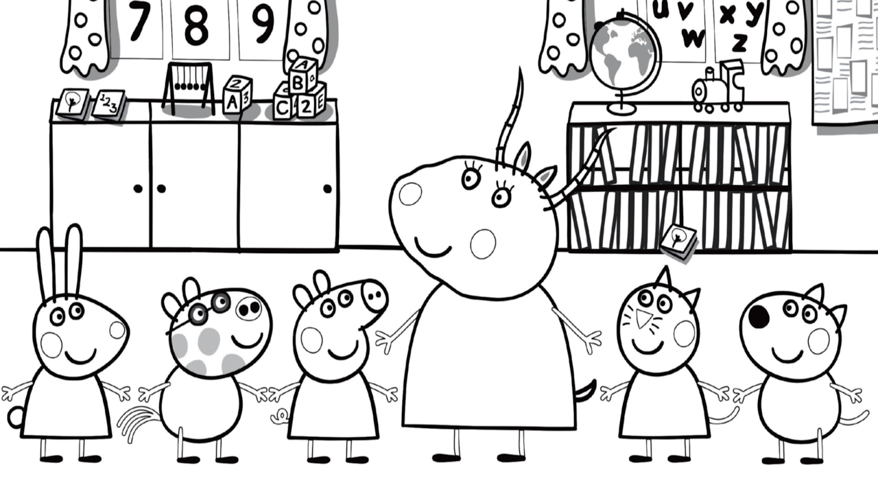School Coloring Pages Back To School Coloring Pages Best Coloring Pages For Kids