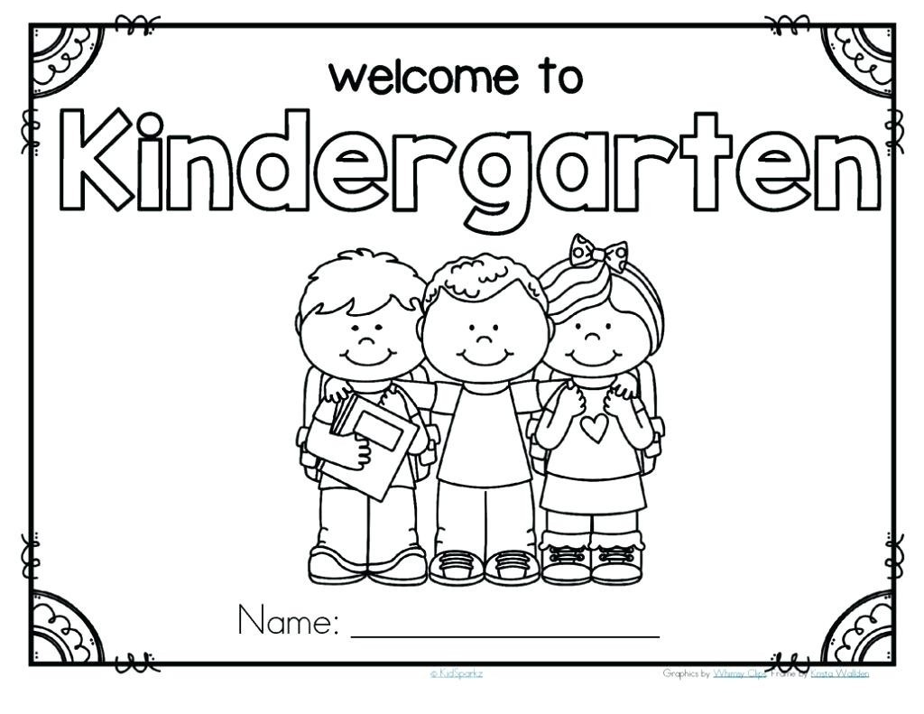 School Coloring Pages Best Ofy First Day Kindergarten Coloring Page Lustermahtab Com