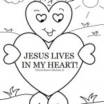 School Coloring Pages Sunday School Coloring Pages Lives In My Heart Pageble Spanish Word