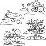 Seasons Coloring Pages 4 Seasons Cartoon Coloring Page Wecoloringpagecom Seasons Coloring