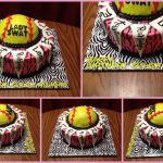 Softball Birthday Cakes Indulging Softball Birthday Cakes Doulacindy Doulacindy Softball