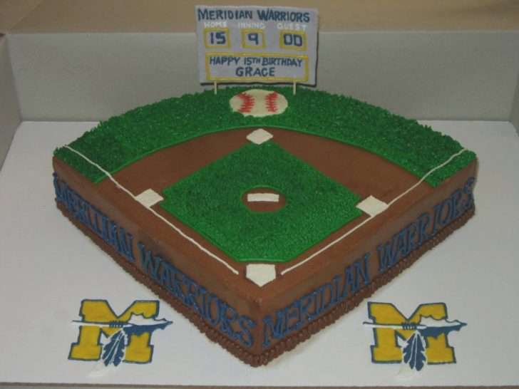 Softball Birthday Cakes Softball Birthday Cake Ideas Stball Best Cakes Ideas