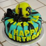 Softball Birthday Cakes Softball Cakes Softball Birthday Cake Birthday Party Ideas