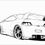 Sports Car Coloring Pages Sports Cars Coloring Pages Pleasant Fast And Furious Drawing At
