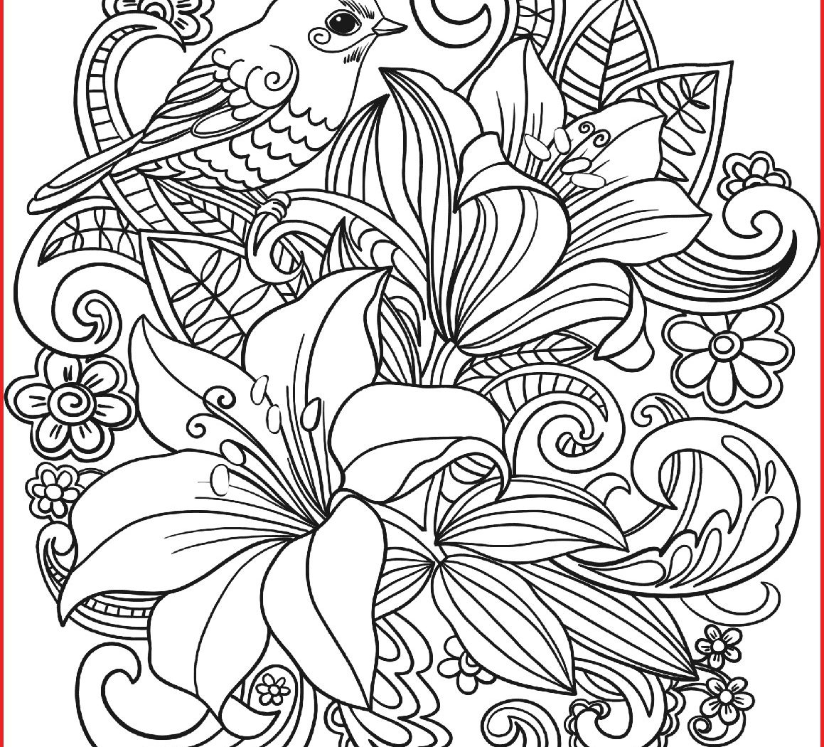 Spring Flowers Coloring Pages Popular Flower Coloring Pages Printable For Kids Valid Sheetshoolers