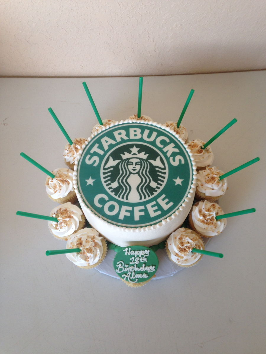 Starbucks Birthday Cake Starbucks Birthday Cake Cakecentral