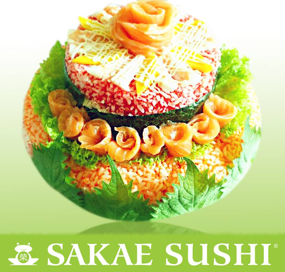 Sushi Birthday Cake 5 Other Average Sushi Places To Bring Your Girlfriend On Her