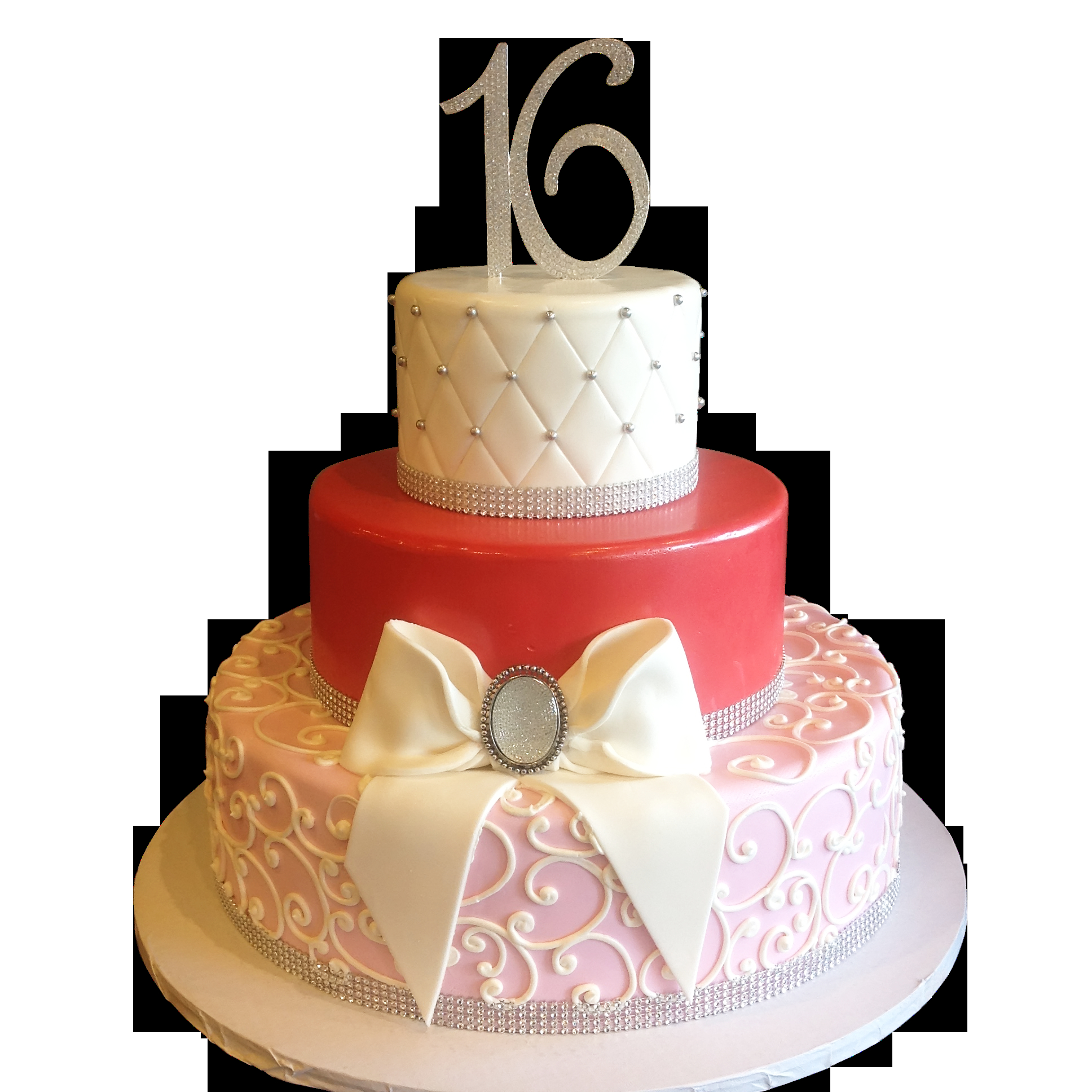 Sweet 16 Birthday Cake Elegant Sweet 16 Birthday Cakes In Nyc