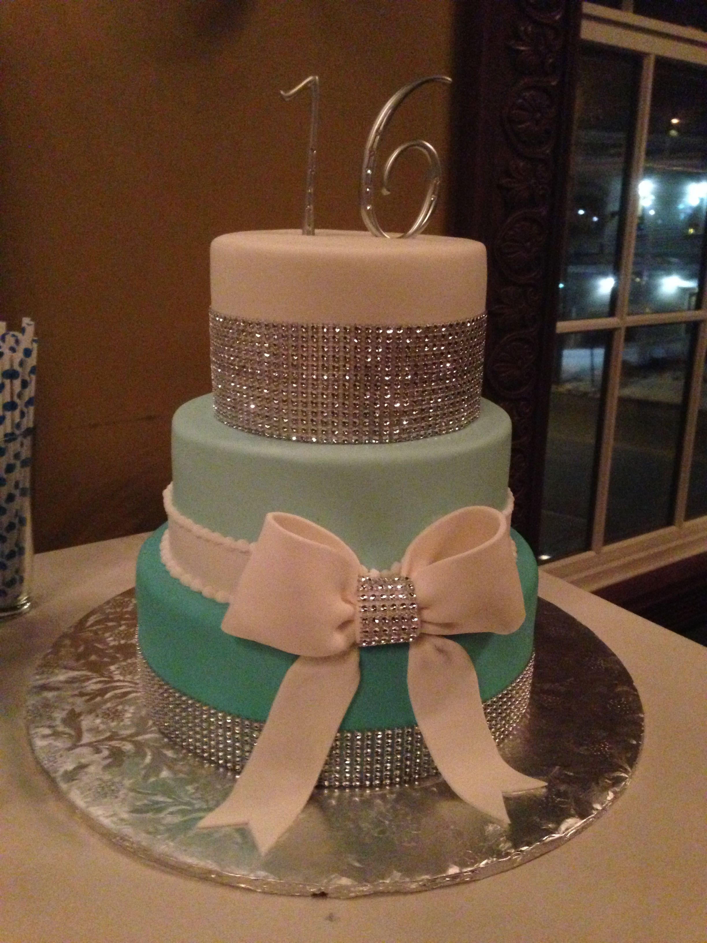 2448 X 3264 In 35 Pretty Image Of Sweet 16 Birthday Cake