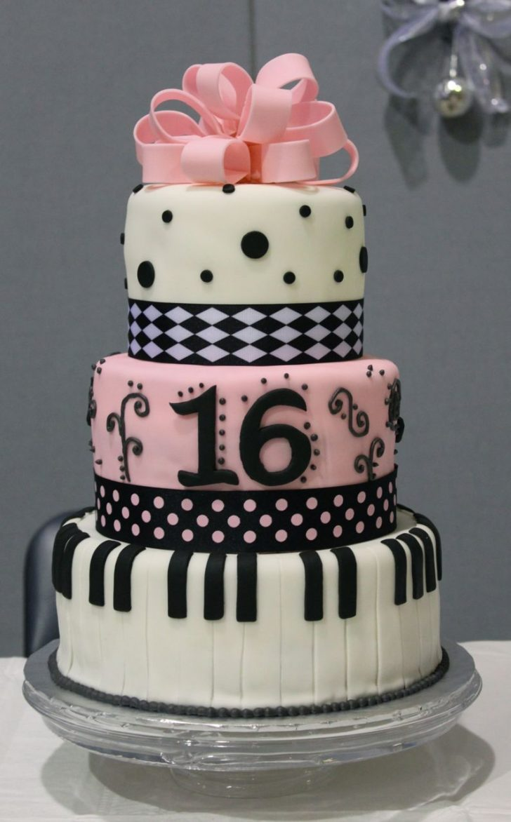 Sweet 16 Birthday Cake Sweet 16 Cakes Decoration Ideas Little Birthday Cakes
