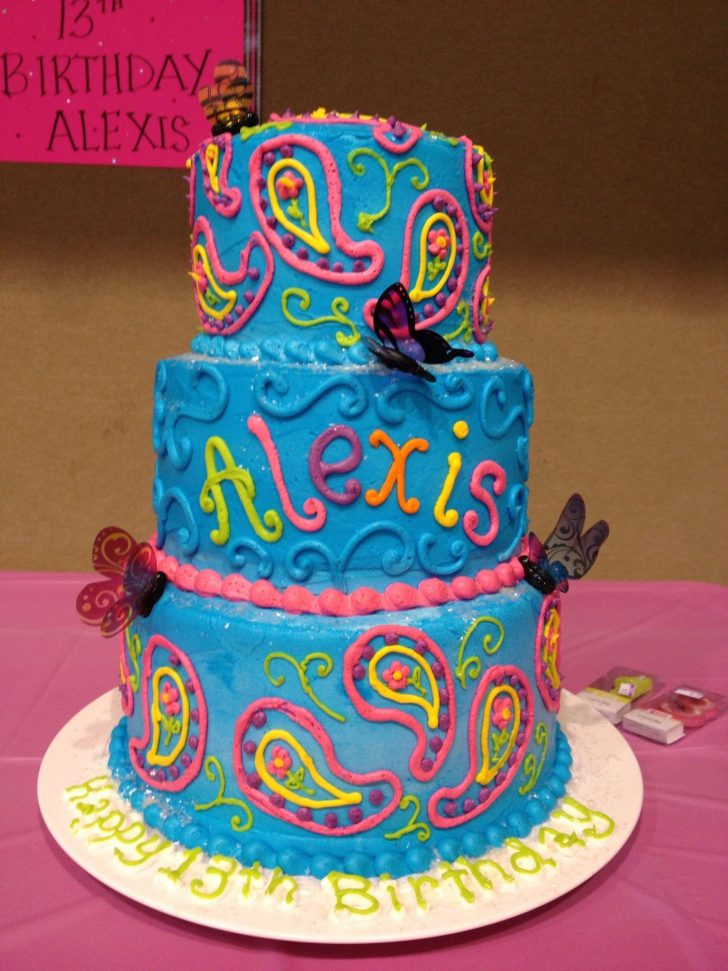 Teen Birthday Cake Cute Teen Birthday Cake Love Maybe I Will Do Something Like This