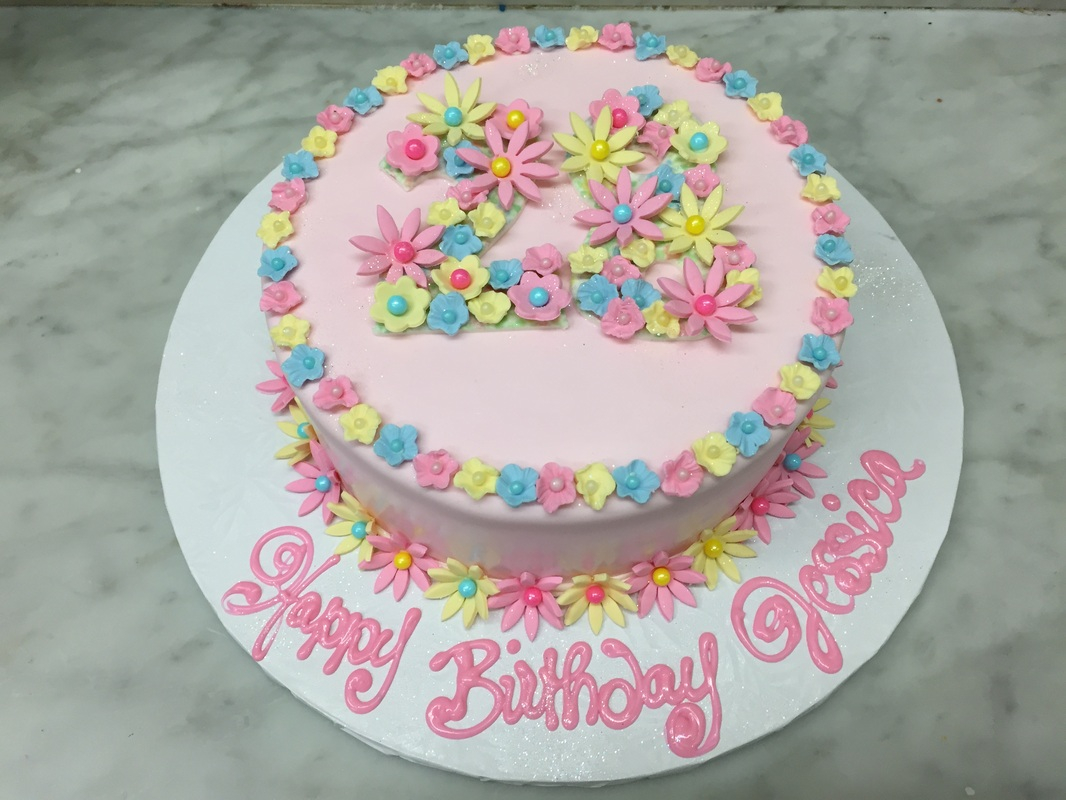 Teen Birthday Cake Teen Birthday Cakes Saint Honore Pastry Shop
