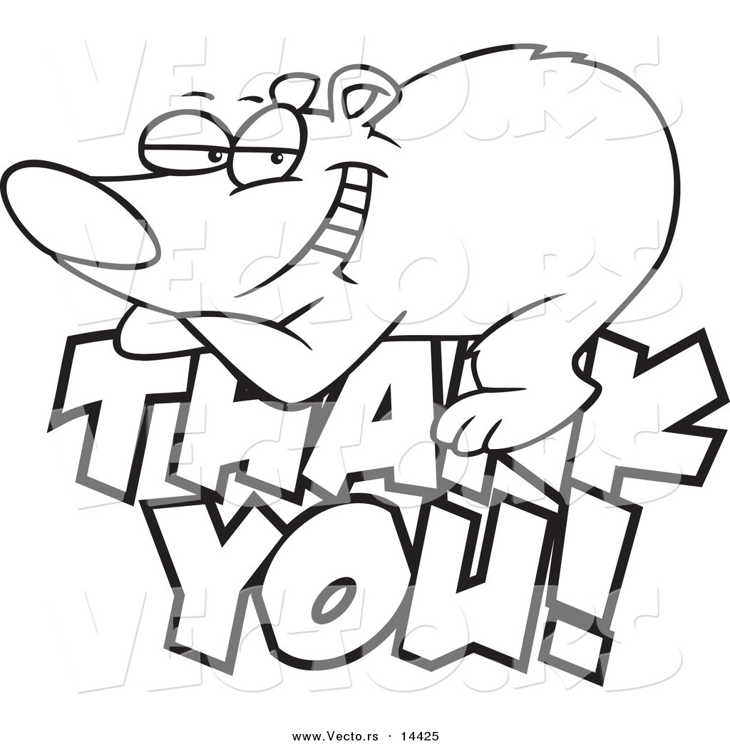 Thank You Coloring Pages Please And Thank You Coloring Pages At Getdrawings Free For