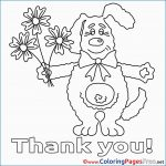 Thank You Coloring Pages Thank You Coloring Cards Kleobergdorfbibco