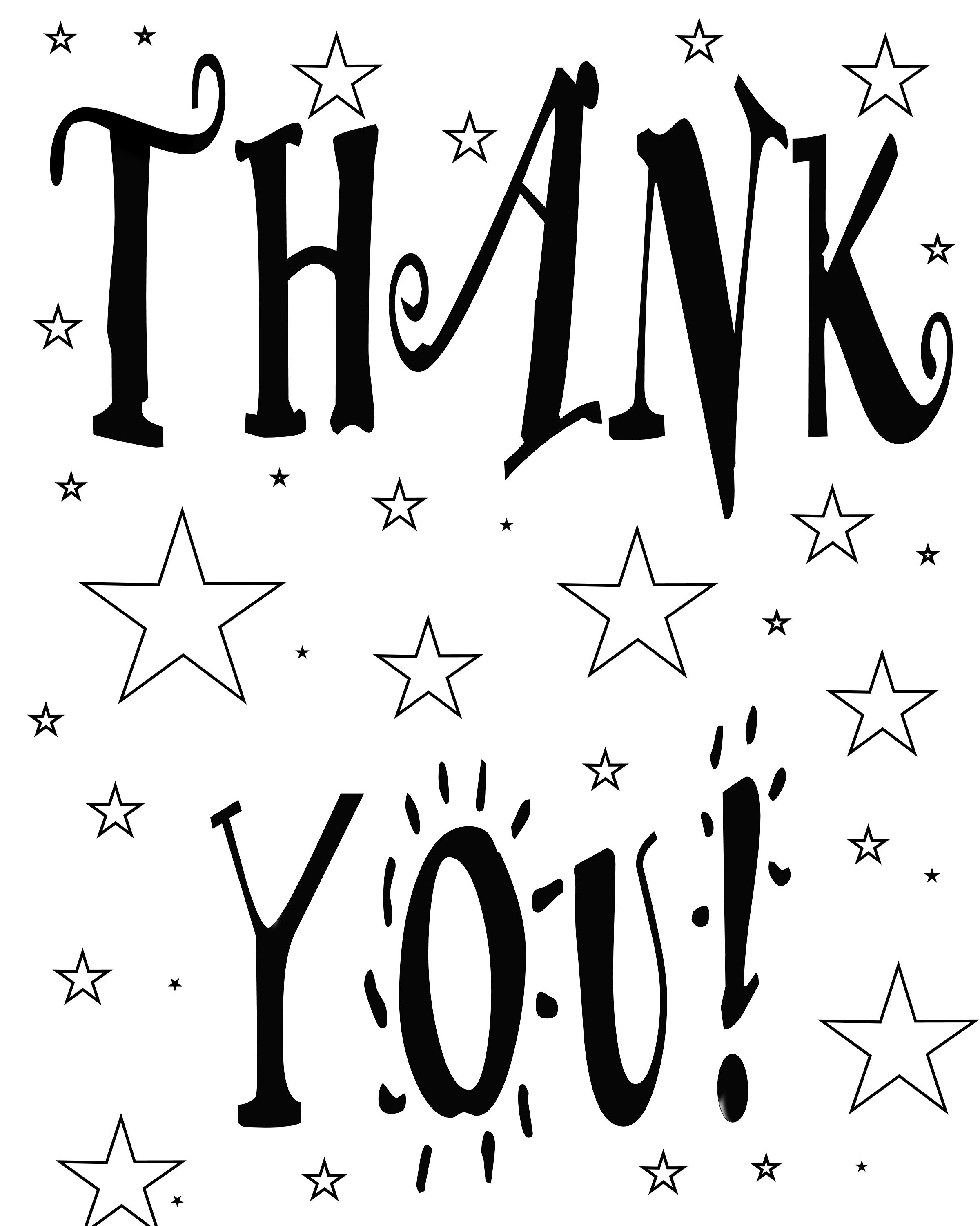 Thank You Coloring Pages Thank You Coloring Pages 42803 Longlifefamilystudy